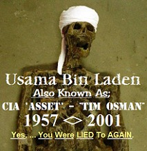 Can You Handle The Truth, About Obama's UBL Death Hoax? (Yep, YOU Were LIED To, Yet AGAIN!) Go HERE, To Learn More!