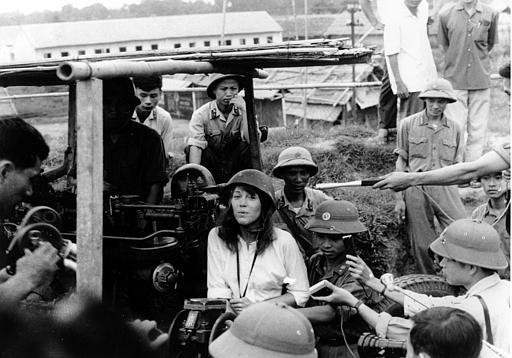 """Hanoi Jane"" Fonda"