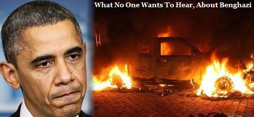 What No One Wants to Hear, About Benghazi