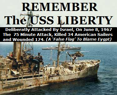Go HERE, To Visit My USS Liberty Webpage...