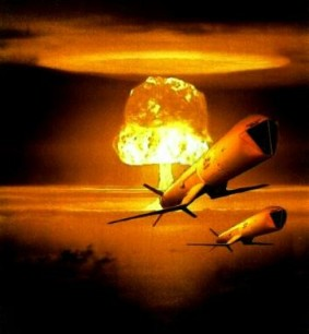 Nuclear Tomahawk Cruise Missles