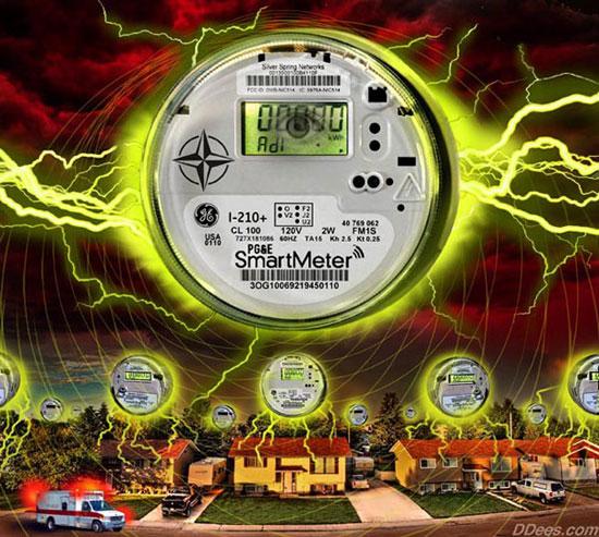 Smart Meter Invasion