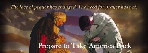 Prepare To Take America Back...